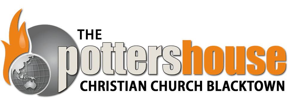 The potters house main logo visible on this website.